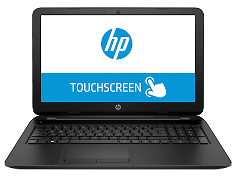 Notebook HP 15-f100