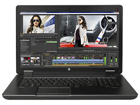 HP ZBook 17 G2 Mobile Workstation (ENERGY STAR)