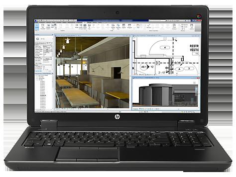 HP ZBook 15 G2 Mobile Workstation