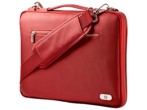 HP 14 Red Notebook Sleeve