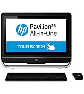 PC Desktop HP Pavilion serie 23-h100 Touch All-in-One