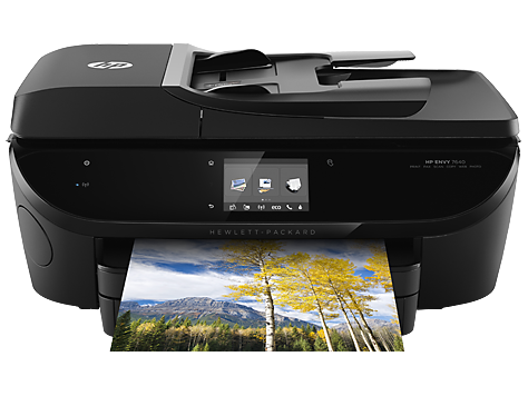 hp envy 7640 e-all-in-one printer user guides | hp® customer support