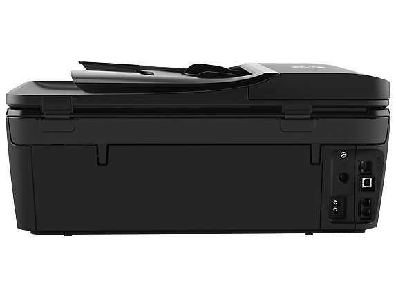 HP ENVY 7645 e-All-in-One Printer - Rear