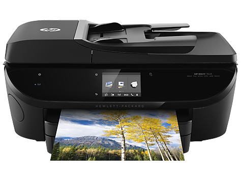 HP ENVY 7645 e-All-in-One Printer Software and Driver ...