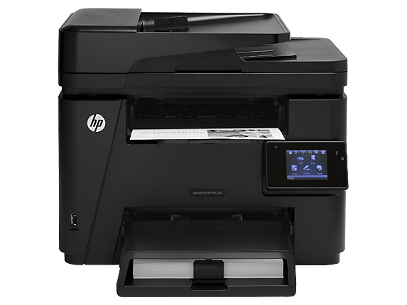 HP LaserJet Pro MFP M225dw - Center