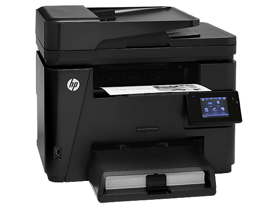 HP LaserJet Pro MFP M225dw - Right