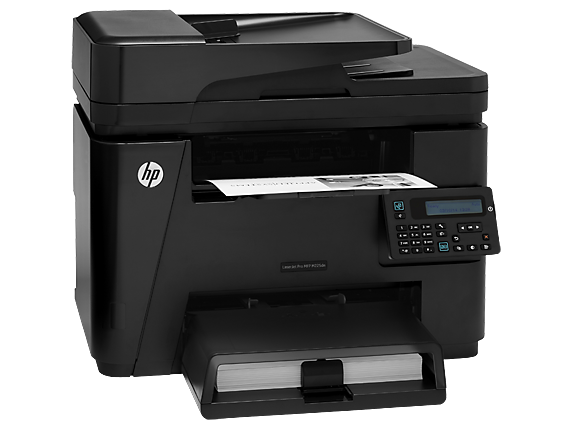 HP LaserJet Pro MFP M225dn - Right