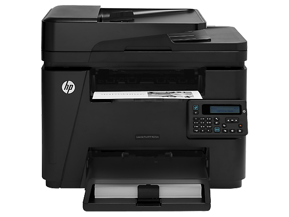 HP LaserJet Pro MFP M225dn - Center