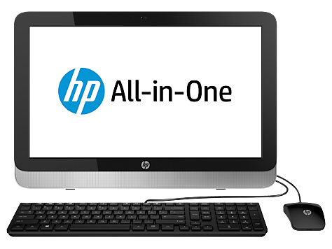 HP 21-2000 All-in-One Stasjonær PC-serie