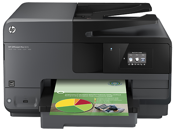 HP Officejet Pro 8615 e-All-in-One Printer