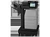 HP LaserJet Enterprise Flow MFP M630z - Left
