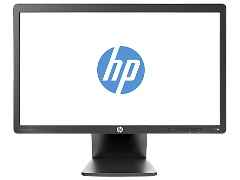 HP EliteDisplay E201 20 tommers bakbelyst LED-skjerm, Head Only