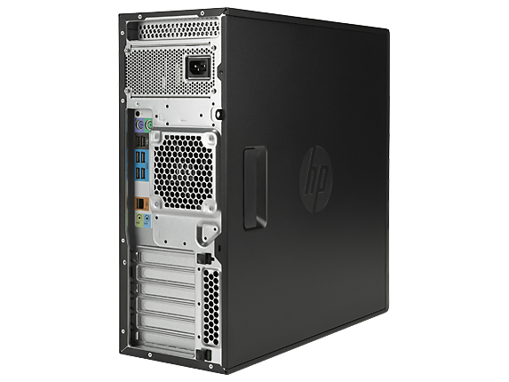 HP Z440 Workstation - Right rear