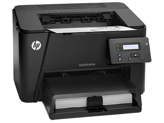 HP LaserJet Pro M201dw - Right