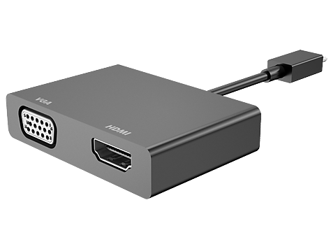 HP Mikro USB - HDMI/VGA Adaptör