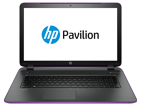HP Pavilion Notebook - 17-f127ds (ENERGY STAR)