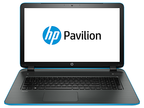 HP Pavilion Notebook - 17-f133ds (ENERGY STAR)