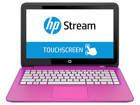 HP Stream 13-c000 notebook (Touch)