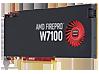 AMD FirePro W7100 8GB Graphics Card - Left