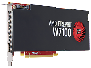 AMD FirePro W7100 8GB Graphics Card - Img_Right_320_240