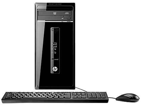 HP 120-000 desktop pc-serien