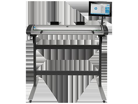 HP DesignJet SD Pro lapolvasó