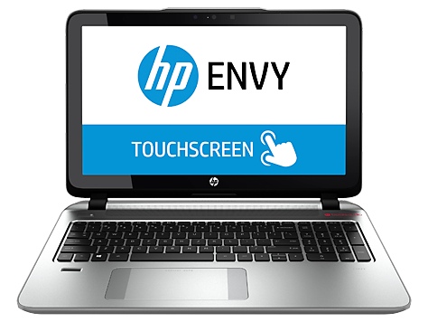 PC notebook HP ENVY série 15-v000