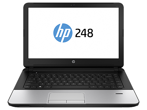 Notebook HP 248 G1