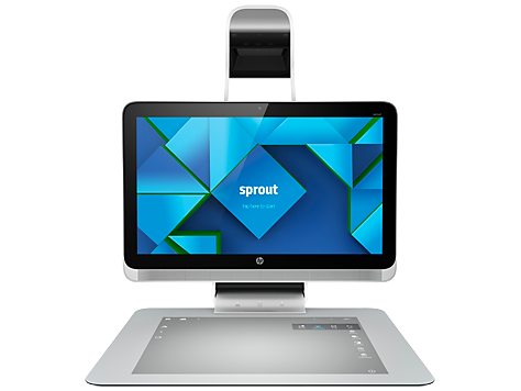 Sprout All-in-One voor commercieel