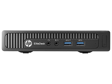 HP EliteDesk 705 G1 stationär mini-PC