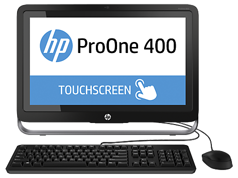 HP ProOne 400 G1 21,5 Zoll, Touch All-in-One-PC