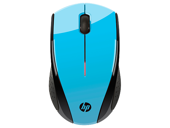 HP X3000 Blue Wireless Mouse | HP® Official Store