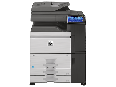 HP Color MFP S962 印表機系列