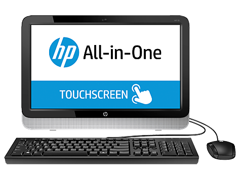 HP 19-3000 All-in-One Stasjonær PC-serien