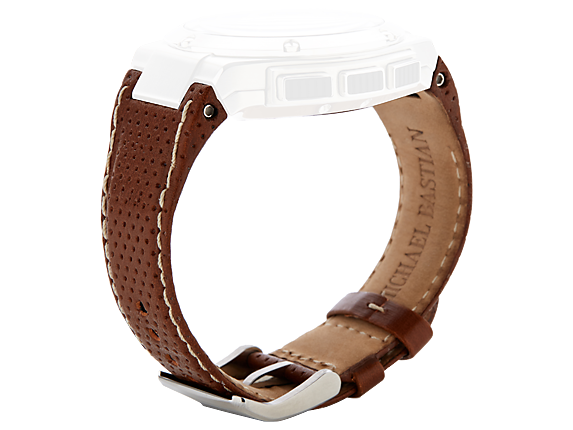 Brown Leather Strap Kit - Left