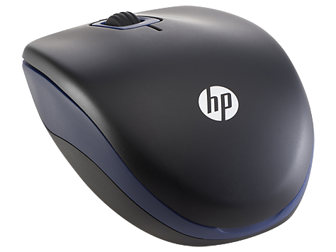 HP Wireless Portable Optical Mouse