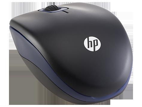 Ratón óptico inalámbrico portátil HP