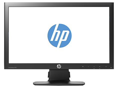 Monitor HP ProDisplay P191 LED Backlit de 18,5 pol.