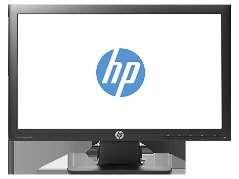 จอภาพแบ็คไลท์ LED HP ProDisplay P191 18.5 นิ้ว