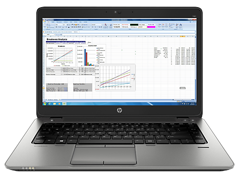 Ноутбук HP G2 EliteBook 740