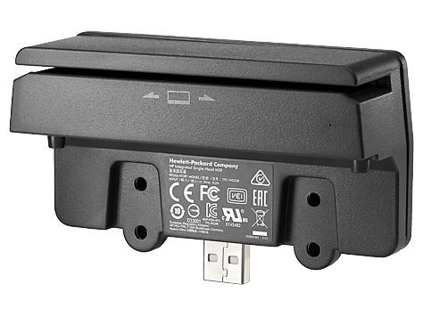 HP RP7 Single Head Magnetic Stripe Reader utan SRED