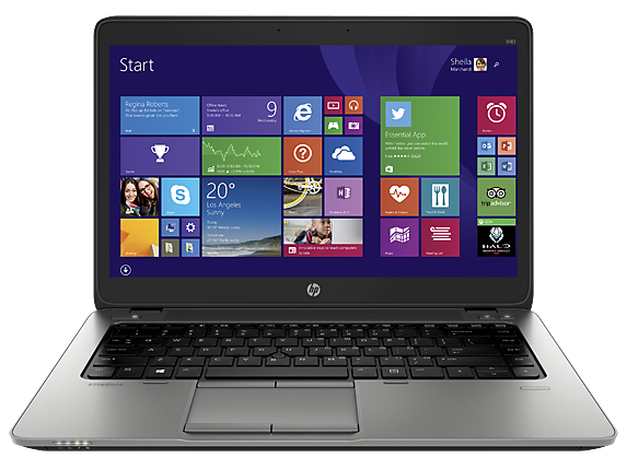 HP EliteBook 840 G2 AMD Graphics 64Bit