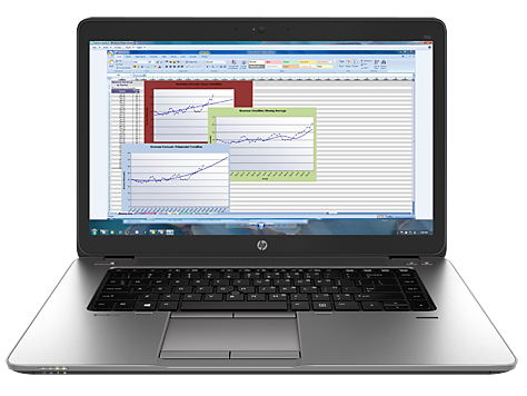 HP Elitebook 750 G2 notebook-pc