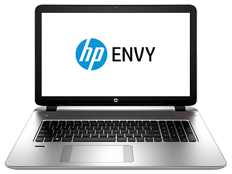 HP ENVY 17-k200 notebook pc-serien