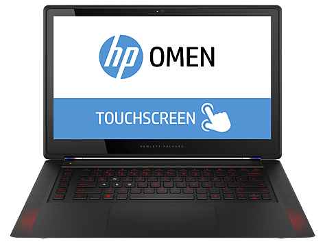 HP OMEN 15-5100 notebook-pc