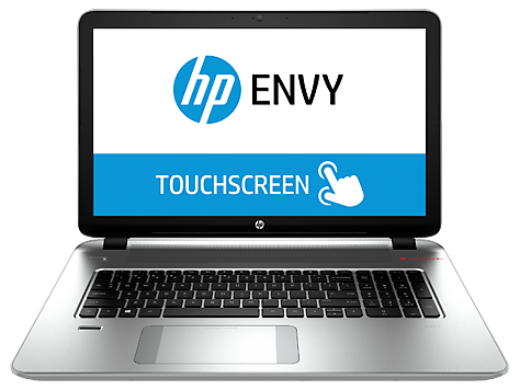 Notebook HP ENVY 17-k200 (Touch)