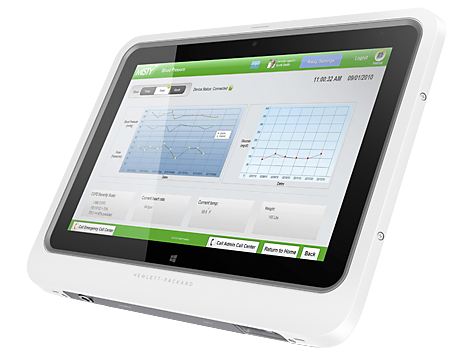 Планшет HP ElitePad 1000 G2 Healthcare TC