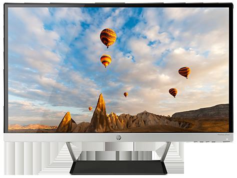 HP Pavilion 27cw 27-inch IPS LED Backlit Monitor