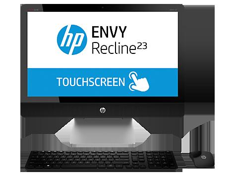 PC Desktop HP ENVY Recline 23-k000br TouchSmart All-in-One