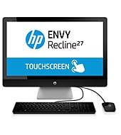 Serie de PC Desktop HP ENVY Touch 27-k000 All-in-One
